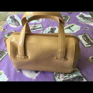 Cartier Patent Leather Bag